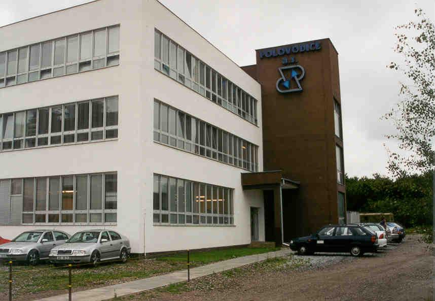 Rekonstrukce laboratoře v Polovodičích Praha