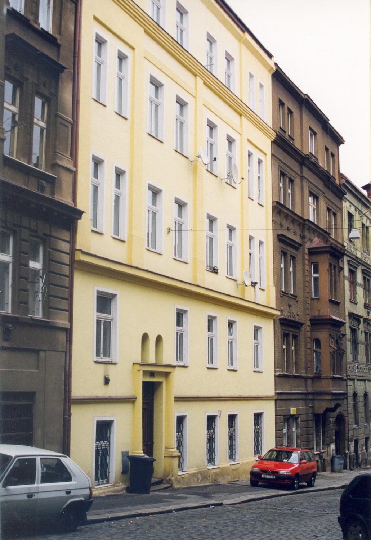 Přeměna napětí v Sevastopolské 13, Praha 10