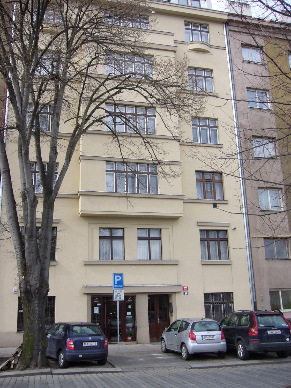 Rekonstrukce HDV, Terronská 49, Praha 6